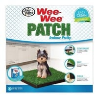 FOUR PAWS WEE WEE PATCH SMALL