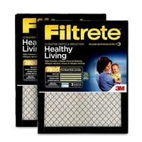 FILTRETE 20X30X1 AIR FILTER MPR 2800 2 PACK