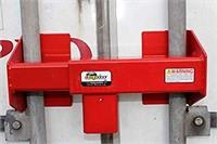 EQUIPMENT LOCK COMBINATION CARGO DOOR LOCK