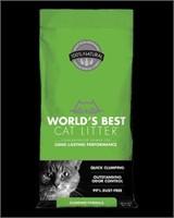 WORLDS BEST CAT LITTER 2LB