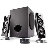 CYBER ACOUSTIC SUBWOOFER SATELLITE SYSTEM