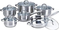 HEIM COCEPT INDUCTION READY COOKWARE