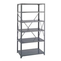 SAFCO COMMERCIAL 6 SHELF KIT FROM SAFCO