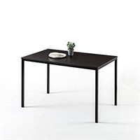 "ZINUS SOHO DINING TABLE 55""X24""X29""(NOT ASSEMBLED)"