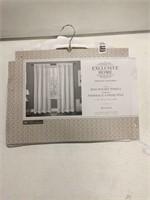 EXCLUSIVE HOME SET OF 2 GROMMET PANELS 2-52''X96''