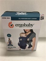 ERGO BABY ALL-IN-ONE 7-45LBS ALL POSITION
