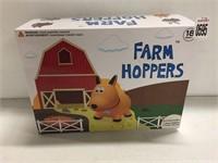 FARM HOPPER - YELLOW DOG