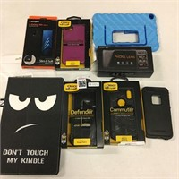 ASSORTED CELLPHONE/IPAD CASES