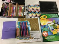 ASSORTED OFFICE/SCHOOL ITEMS