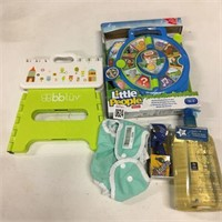 ASSORTED KID'S ITEMS