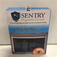 SENTRY MAGNETIC SCREEN GARAGE DOORS