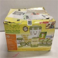MAGIC BULLET COMPLETE BABY FOOD MAKING SYSTEM
