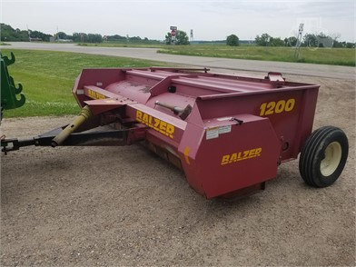 BALZER Stalk Choppers/Flail Mowers For Sale - 59 Listings