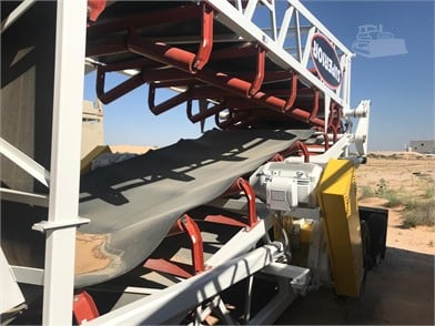 Conveyor / Feeder / Stacker Aggregate Equipment For Sale In Texas