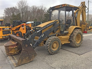 CATERPILLAR 416C IT For Sale - 10 Listings   MachineryTrader com