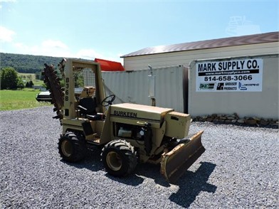 BURKEEN Trenchers / Boring Machines / Cable Plows For Sale - 1