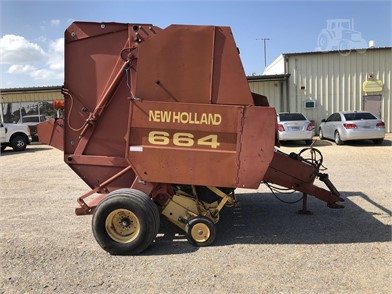 New Holland Round Balers For Sale In Oklahoma - 39 Listings