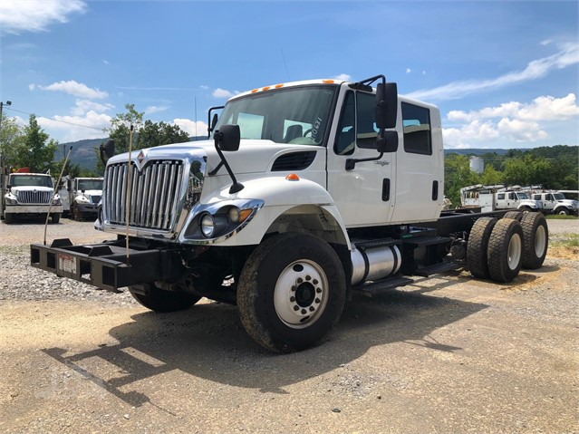 Cherokee Truck Sales >> 2011 International 7400 Sba For Sale In Chattanooga Tennessee