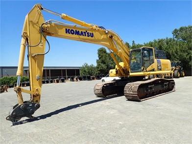 KOMATSU PC490 LC-11 For Sale - 22 Listings | MachineryTrader