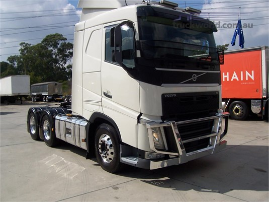 2014 Volvo FH540 Trucks for Sale