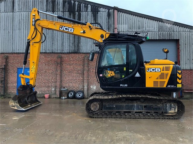 Used 2018 JCB JS131 LC For Sale In Sheffield, England United Kingdom
