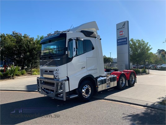 2017 Volvo FH600 - Trucks for Sale