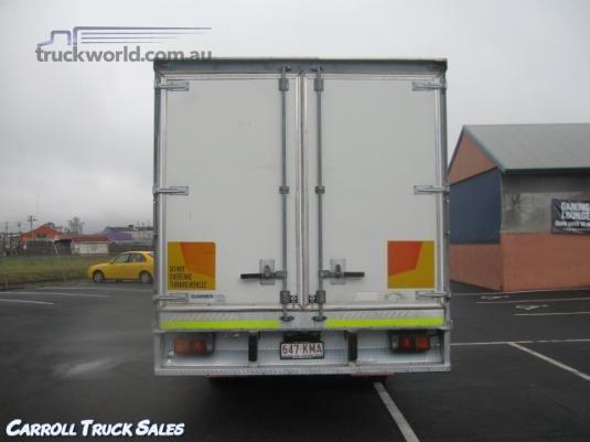 2007 Summercool Truck Bodies Fridge Pantech Carroll Truck Sales Queensland - Truck Bodies for Sale