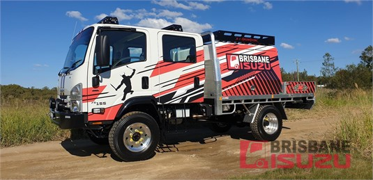2019 Isuzu other Brisbane Isuzu - Trucks for Sale
