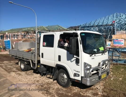 2015 Isuzu NNR 45 150 - Trucks for Sale