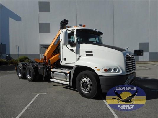 2007 Mack Vision Truck Centre WA - Trucks for Sale