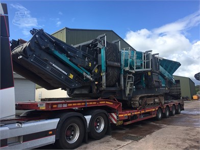 POWERSCREEN WARRIOR For Sale - 107 Listings