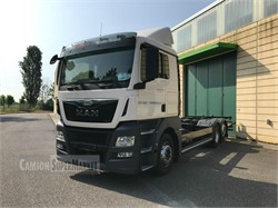 MAN TGX26.400LL  used