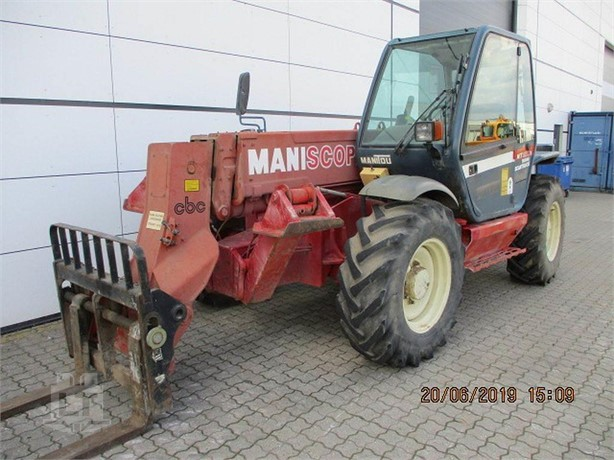 MANITOU MT1233 Telehandlers For Sale - 20 Listings | LiftsToday com