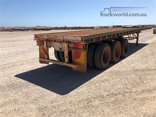 1980 Fruehauf other - Trailers for Sale