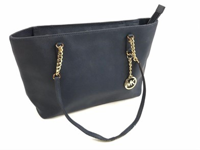 MICHAEL KORS BLACK HANDBAG 15