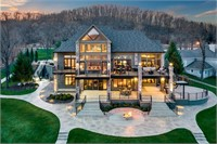 Spectacular 7000sf+ Lakefront Retreat