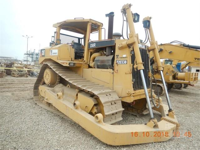 1997 CAT D8R For Sale In Chincha, Peru Peru
