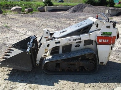 BOBCAT MT55 For Sale In Illinois - 1 Listings