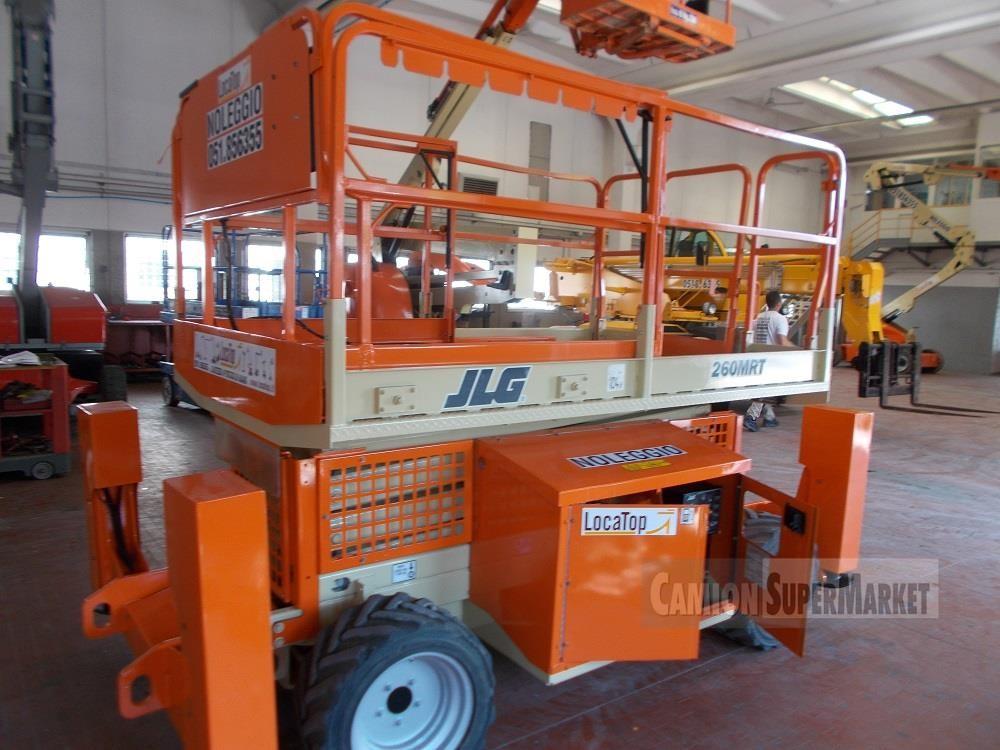 JLG 260MRT Usato 2005