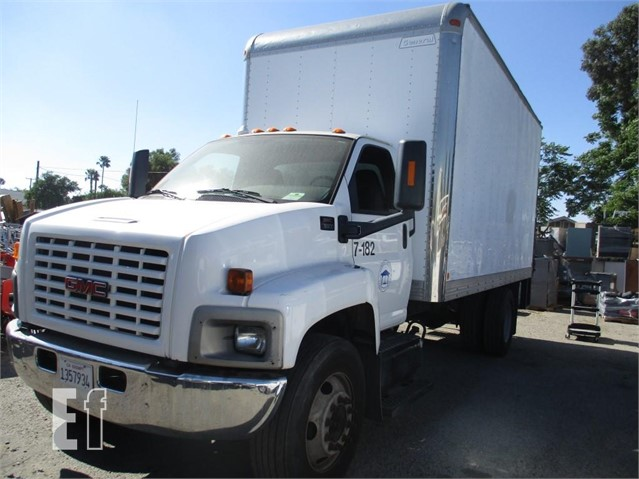 Lot # 618 - 2009 GMC TOPKICK C6500 For Sale In Fontana, California