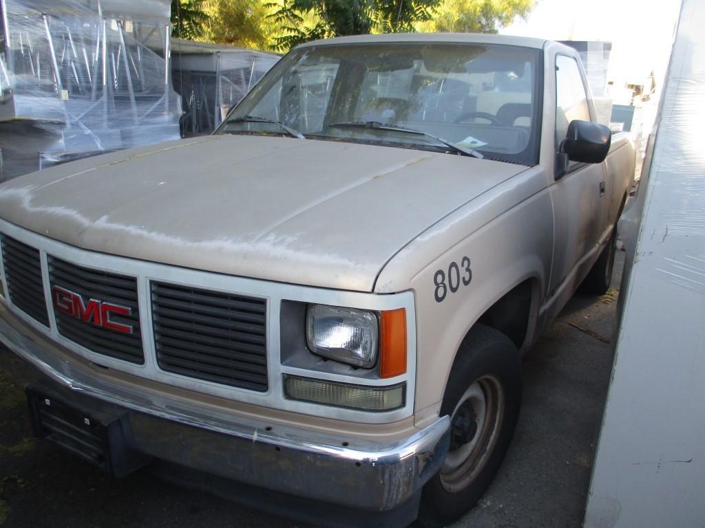 equipmentfacts com 1992 gmc sierra 1500 online auctions 1992 gmc sierra 1500