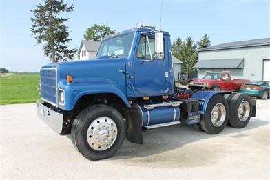 INTERNATIONAL F2575 Trucks Auction Results - 26 Listings