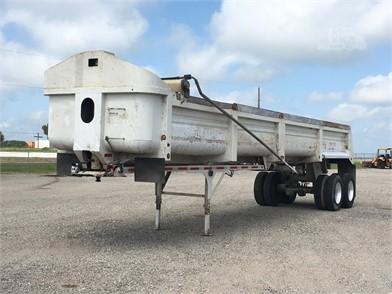 End Dump Truck >> Clement End Dump Trailers For Sale 176 Listings Truckpaper Com
