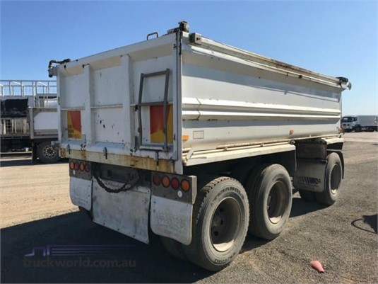 2009 Barry Stoodley Tipper Trailer North East Isuzu - Trailers for Sale