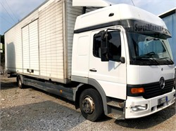 MERCEDES-BENZ ATEGO 1228  used