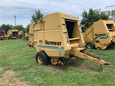 VERMEER 604 For Sale - 35 Listings   TractorHouse com - Page