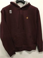 CHAMPION MEN'S ATHLETIC HOODIE MEDIUM