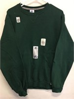 RUSSELL ATHLETIC MEN'S SWEATER SMALL