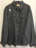 WRANGLER MEN'S LONG SLEEVE SHIRT XL