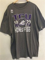 IMAGE ONE TCU HORNED FROGS MEN'S SHIRT LARGE